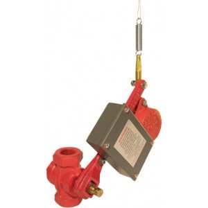 LANDON KINGSWAY MERCURY SWITCH - FREE FALL FIRE VALVE