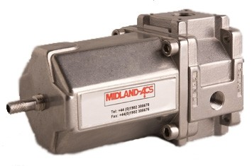 MIDLAND ACS MODEL 3550 - STAINLESS STEEL FILTER