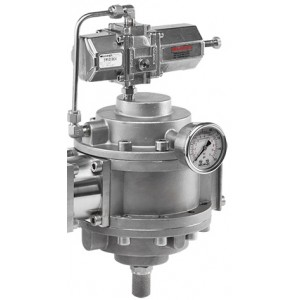 MIDLAND ACS MODEL 3575 - STAINLESS STEEL PRESSURE REGULATOR