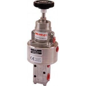 MIDLAND ACS MODEL 4500 - STAINLESS STEEL PRESSURE SWITCH