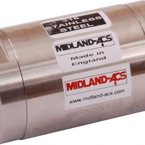 MIDLAND ACS MODEL 4500 - STAINLESS STEEL NON RETURN CHECK VALVE