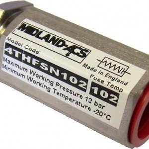 MIDLAND ACS MODEL 4500 - STAINLESS STEEL THERMAL FUSE
