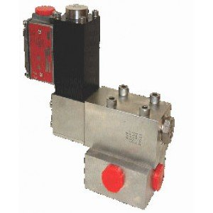 MIDLAND ACS DN5 SERIES - METAL TO METAL SEATED HYDRAULIC SOLENOID PILOT VALVE