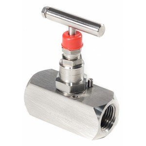 OLIVER NEEDLE VALVE - SINGLE ISOLATION