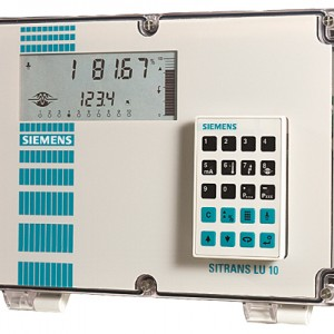 SIEMENS SITRANS LU10 - ULTRASONIC LEVEL CONTROLLER