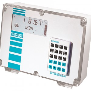 SIEMENS  INSTRUMENTATION SITRANS LU01 - ULTRASONIC LEVEL CONTROLLER- THIS PRODUCT IS NOW LONGER AVAILABLE