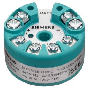 SIEMENS TH300 HART - IN HEAD TEMPERATURE TRANSMITTER