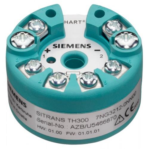 Siemens In head temperature transmitters