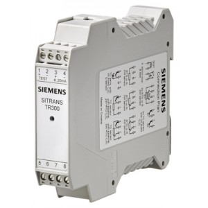 SIEMENS SITRANS TR200 - DIN RAIL TEMPERATURE TRANSMITTER