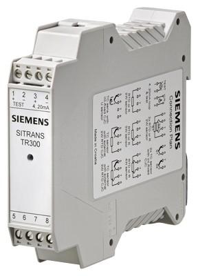 SIEMENS SITRANS TR200 - DIN RAIL TEMPERATURE TRANSMITTER