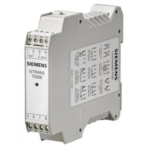SIEMENS SITRANS TR300 - DIN RAIL TEMPERATURE TRANSMITTER