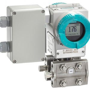 SIEMENS SITRANS P500 - DIFFERENTIAL PRESSURE TRANSMITTER