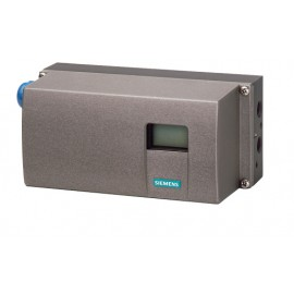 SIEMENS SIPART PS2 - ELECTROPNEUMATIC POSITIONER
