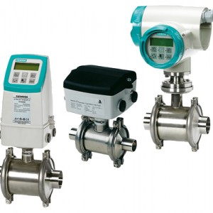 SIEMENS DANFOSS MAG 1100 FOOD - ELECTROMAGNETIC FLOW METER