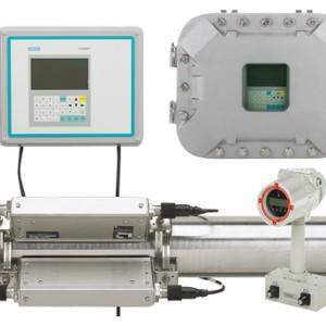 SIEMENS DANFOSS SITRANS F UG 1010 (GAS) - CLAMP-ON ULTRASONIC FLOW METER