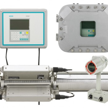 THIS PRODUCT IS NO LONGER AVAILABLE FROM 30TH MAY 2017---- SIEMENS DANFOSS SITRANS F UG 1010 (GAS) - CLAMP-ON ULTRASONIC FLOW METER