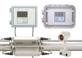 THIS PRODUCT IS NO LONGER AVAILABLE FROM 30TH MAY 2017---- SIEMENS DANFOSS SITRANS F UH 1010 (OIL) - CLAMP-ON ULTRASONIC FLOW METER