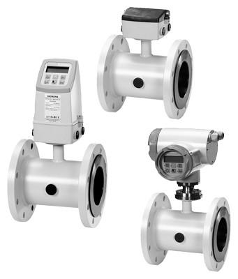 SIEMENS INSTRUMENTATION DANFOSS MAG 5100 W WATER - ELECTROMAGNETIC FLOW METER
