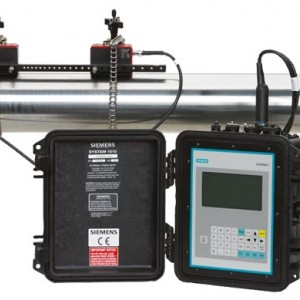 SIEMENS INSTRUMENTATION DANFOSS SITRANS F UP 1010 (PORTABLE) - CLAMP-ON ULTRASONIC FLOW METER