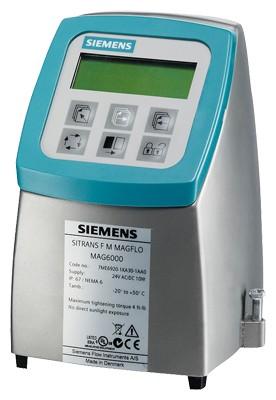 SIEMENS INSTRUMENTATION DANFOSS MASS 6000 - CORIOLIS  FLOW TRANSMITTER