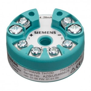 SIEMENS TH100 - IN HEAD TEMPERATURE TRANSMITTER