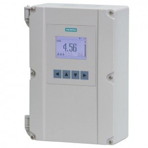 SIEMENS MILTRONICS HYDRORANGER 200 HMI - ULTRASONIC LEVEL TRANSMITTER