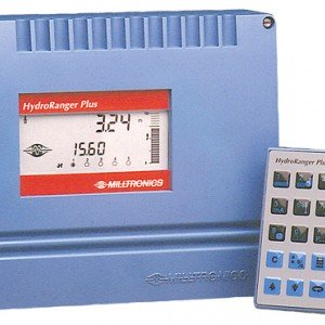 SIEMENS MILLTRONICS HYDRORANGER PLUS - ULTRASONIC LEVEL TRANSMITTER