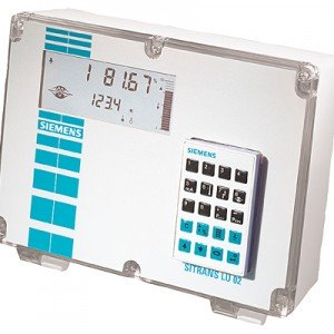 SIEMENS SITRANS LU02 - ULTRASONIC LEVEL CONTROLLER