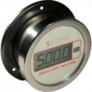 STATUS INSTRUMENTS DM500 - LOOP POWERED INDICATOR