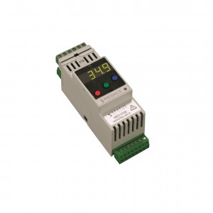 STATUS INSTRUMENTS MEDACS - DIN RAIL SIGNAL CONDITIONING WITH TFML