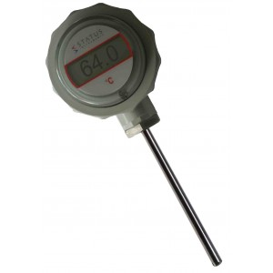 STATUS INSTRUMENTS SPP2640P - TEMPERATURE PROBE WITH BATTERY POWERED DISPLAY
