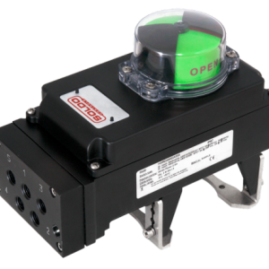 SOLDO HW SERIES - LIMIT SWITCH BOX WITH INTEGRATED SOLENOID VALVE