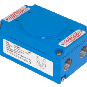 SOLDO SE SERIES - LIMIT SWITCH BOX