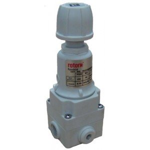 FAIRCHILD MODEL 55 - POLYMER PRESSURE REGULATOR