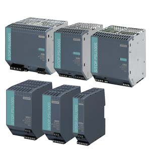 SIEMENS SITOP SMART PSU100S & PSU300S - COMPACT POWER SUPPLY
