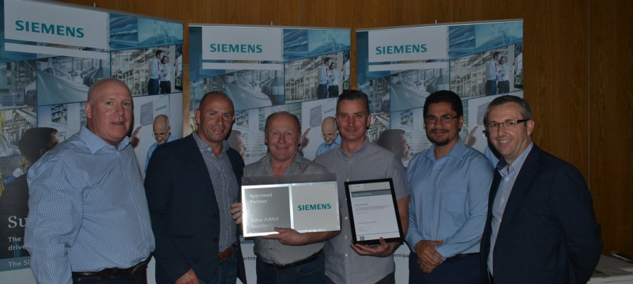 Fine Controls awarded 'Official Partner' status by Siemens