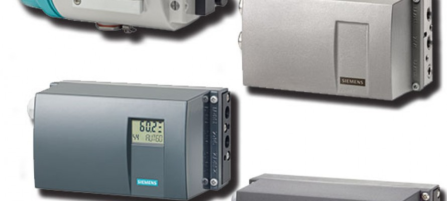 Siemens Release new Heavy Duty PS2 Positioner