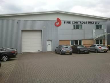 Fine Controls head office