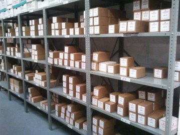 our inventory
