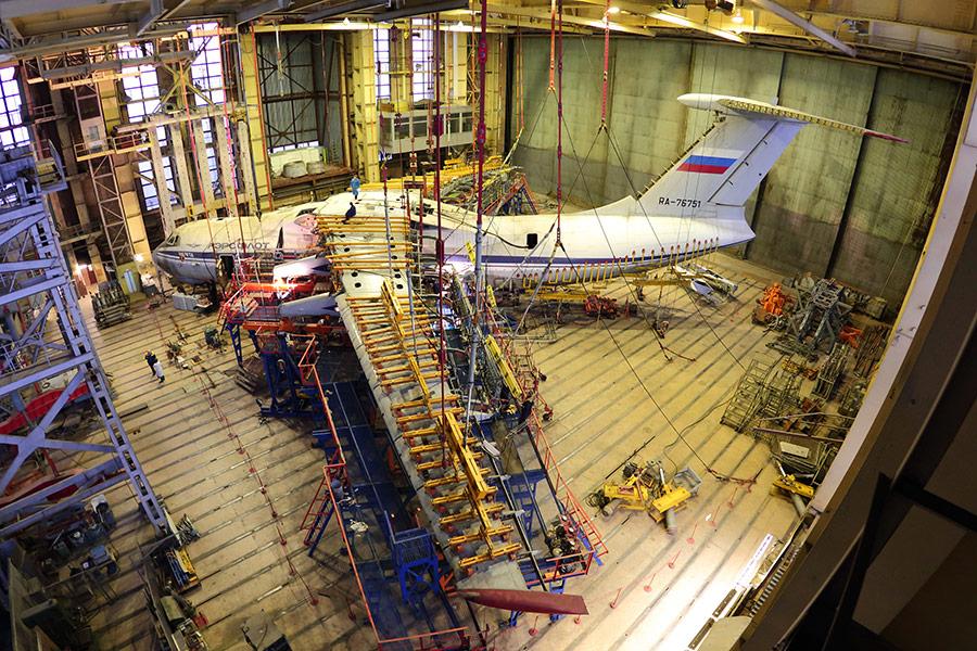 Aircraft Pressure Testing Simulator